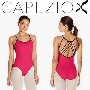 *Pink Capezio Ballet Leotard in Ladies Large*
